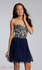dark blue dresses for graduation stop bv