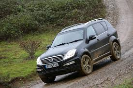 ssangyong rexton updated with euro 6 diesel auto express