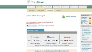 trans union credit bureau yearly credit report information trans union empirica