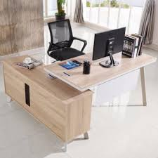 study table l type e l shaped manager table study table computer table 140