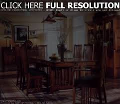Arts And Crafts Style Curtains Mission Style Dining Room Set Interior Design Arts And Crafts