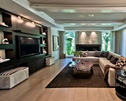 Family Room Design Pictures Remodel Decor And Ideas Page - Family room design with tv