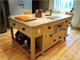 impressive freestanding kitchen island about house design ideas