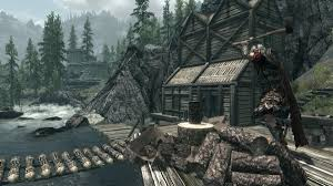 can you design your own house in skyrim design your own home