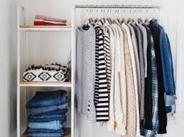 4 clothing storage ideas for when you u0027re fresh out of closet space