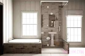 Cost To Remodel Bathroom Shower Cost To Remodel Bathroom Renovation Ideas Updated Bathrooms