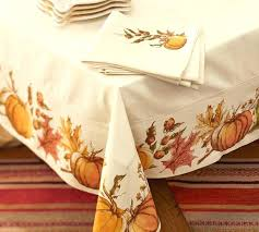 autumn table cloths littlelakebaseball
