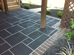 Painted Concrete Porch Pictures by 17 Best Ideas About Painted Concrete Patios On Pinterest