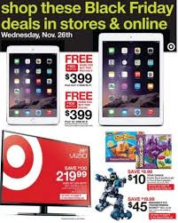 target black friday ad 2016 printable target early black friday sale select items my frugal adventures