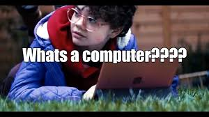 Ipad Meme - my first meme whats a computer ipad pro commercial youtube
