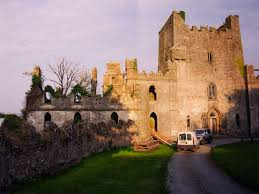 historical castles bloody red history of ireland s haunted leap castle america s most