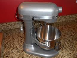 kitchen aid mixer be nice to your stand mixer the fast and the foodiest