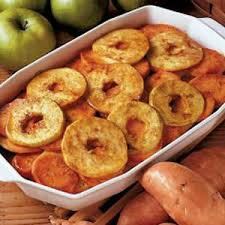 sweet potatoes with apples recipe taste of home