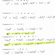 sequences and series worksheet answers worksheet resume