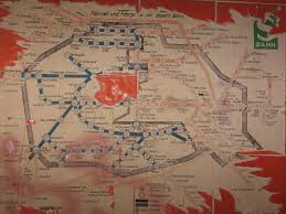 Berlin Map Historical Map Berlin S Bahn C 1955 1960 Still At The Ruined