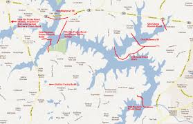 Map Of Raleigh Nc Before Falls Lake U2013 Legeros Fire Blog