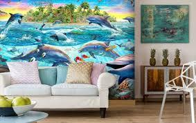New York Wallpaper U0026 Wall Murals Wallsauce by Dolphin Wallpaper U0026 Wall Murals Wallsauce Usa