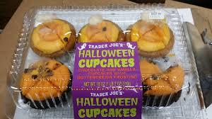 trader joe u0027s halloween cupcakes the trader joes experience