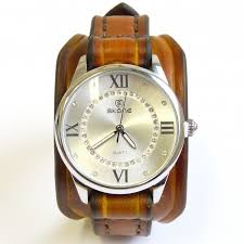 ladies leather bracelet watches images Green watch wrist watch ladies watch woman watch vintage watch JPG