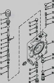 tractor parts and attachments hydraulic pump