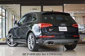 2014 audi sq5 for sale used 2014 audi sq5 for sale yw501522 be forward