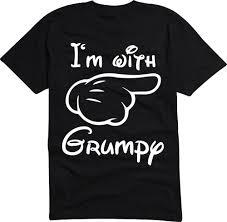 halloween disney shirts new i u0027m with grumpy mickey mouse disney world vintage men u0027s t