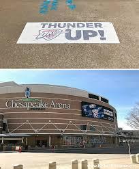 Okc Thunder Home Decor 48 Hours In Oklahoma City