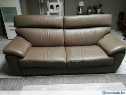 déménager un canapé causse déménagement un canapé en cuir de 2014 a vendre 2ememain be