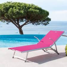 chaise longue transat chaise longue et transat de jardin hespéride