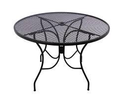 7 Piece Round Patio Dining Set - patio 6 patio dining table