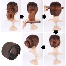 hair bun maker molino hair bun maker 1 1 free vorini
