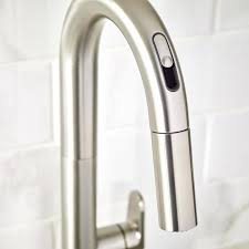 no touch kitchen faucets touchless faucet kitchen pull kitchen sink faucet no touch
