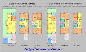 6 bedroom house floor plans 25 more 3 bedroom 3d floor plans 4 loversiq