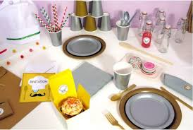 kit de cuisine enfant boite anniversaire enfant cuisine