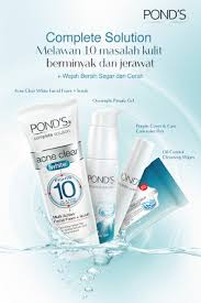 Ponds Baru the new ponds acne complete solution two thousand things