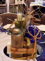 nautical centerpieces nautical themed centerpiece bridesmaid