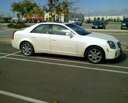 cadillac cts 2003 for sale 2003 cadillac cts information and photos zombiedrive