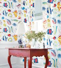 thibaut cozumel wallpaper