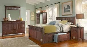 signature bedroom furniture esquire 6 piece queen bedroom set merlot by american signature
