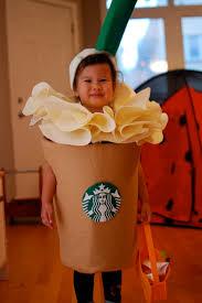 diy costume starbucks frappuccino halloween pinterest