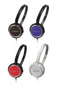 amazon com audio technica ath amazon com audio technica ath fc700a portable headphones with