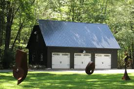 Garage For Cars by 2 Story 4 Car Garages Custom Amish Built