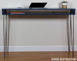 Standing Writing Desk by Standing Desk Etsy