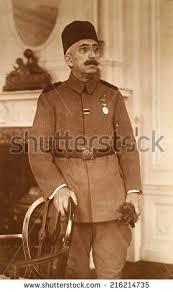 The Last Sultan Of The Ottoman Empire Istanbulturkeycirca 1920s Vahideddin Vi Mehmed 36th Stock Photo