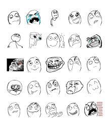List Of Meme Faces - memeology gamer s guide book