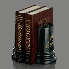 engraved bookends bookends custom gifts able recognition
