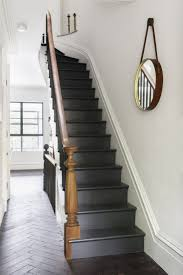 Narrow Stairs Design Basement Stair Paint Ideas Search Decor Pinterest Narrow