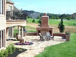 diy outdoor brick oven fireplace design ideas kits uk