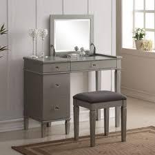 Vanities With Drawers Makeup Tables And Vanities You U0027ll Love Wayfair