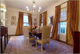 Formal Dining Room Curtains 15 Stylish Window Treatments Hgtv